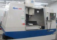 daewoo machining center