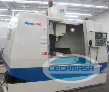 daewoo machining center