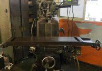 anayak fv4 turret milling machine