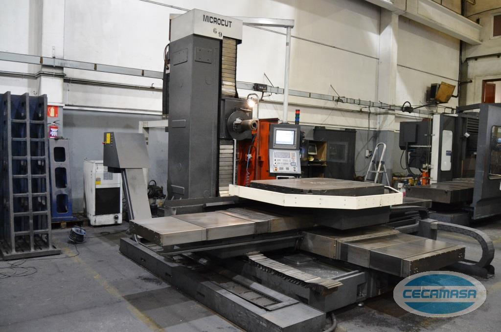 microcut boring machine