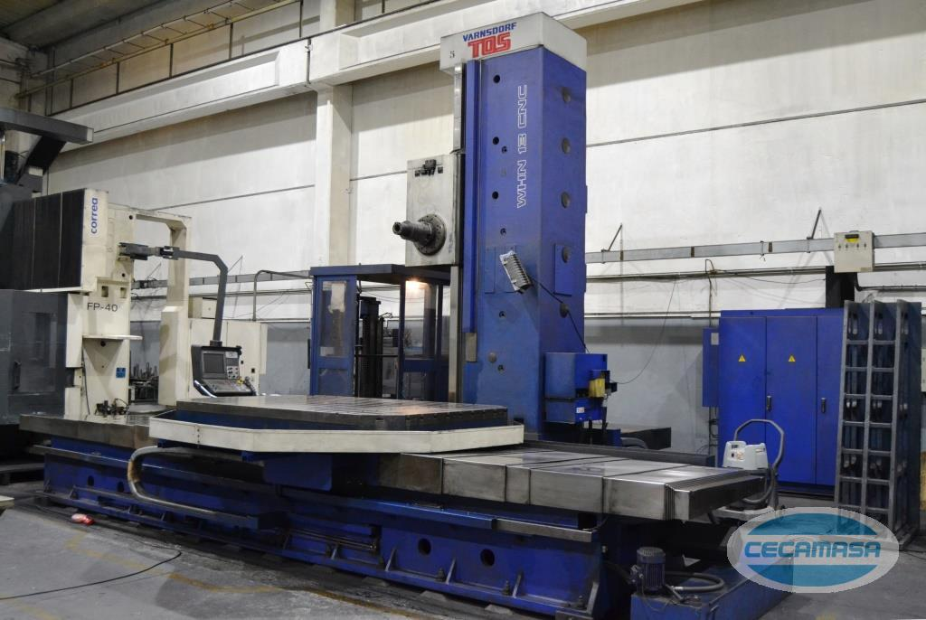 tos boring machine