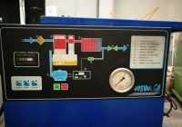 gebrauchter Kolbenkompressor