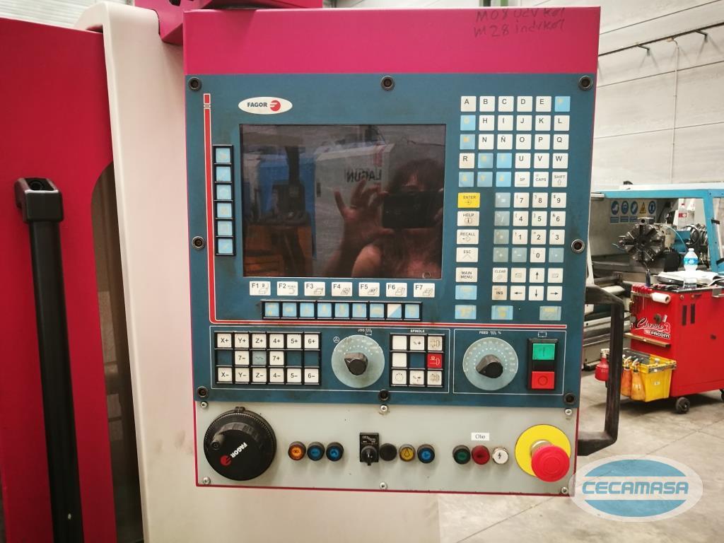 LAGUN GVC 600 machining center