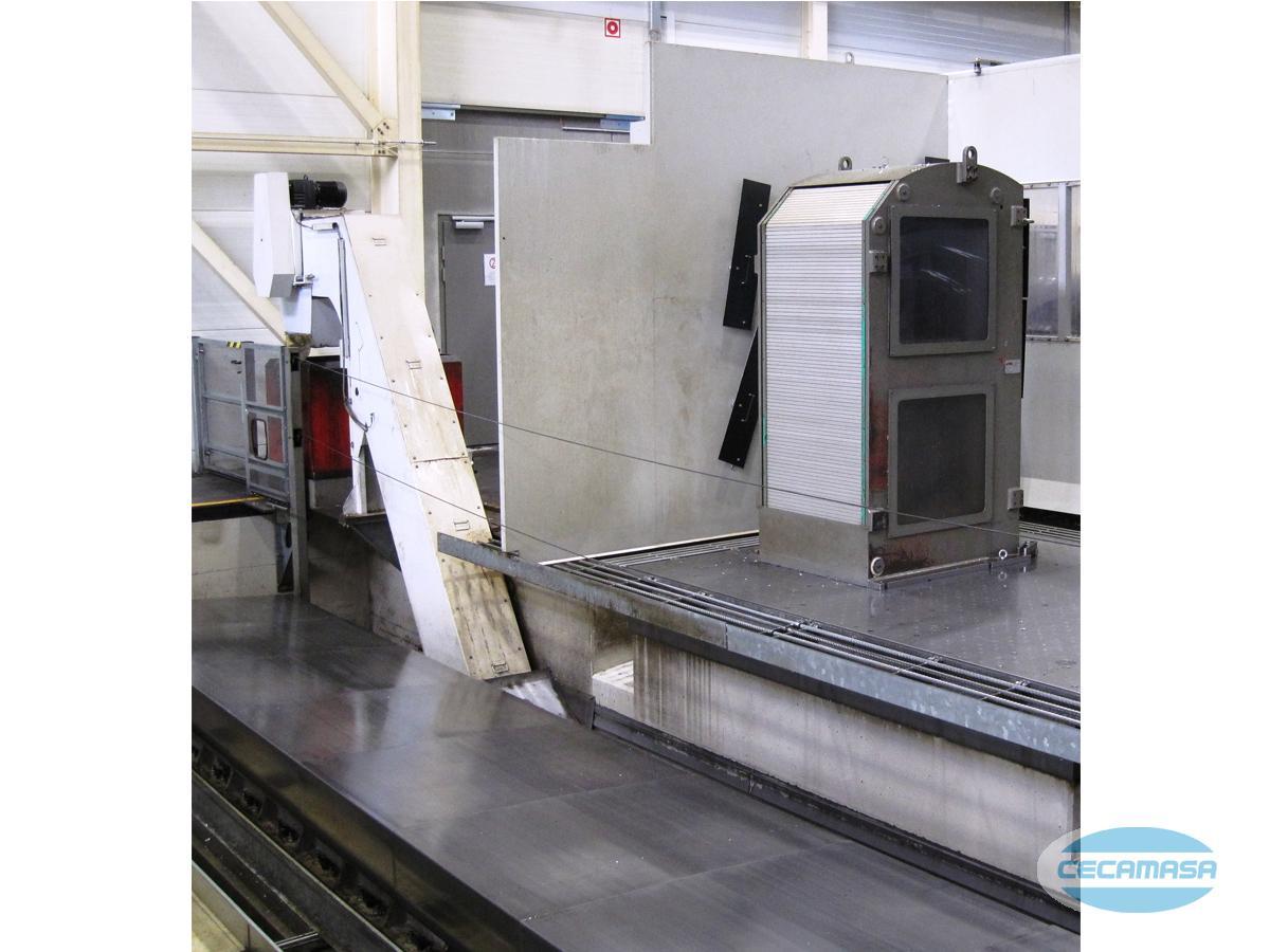 Fresadora ZAYER 30 KCU 16000 AR